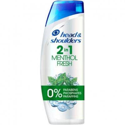 Head & Shoulders Menthol 2-in-1 shampoo