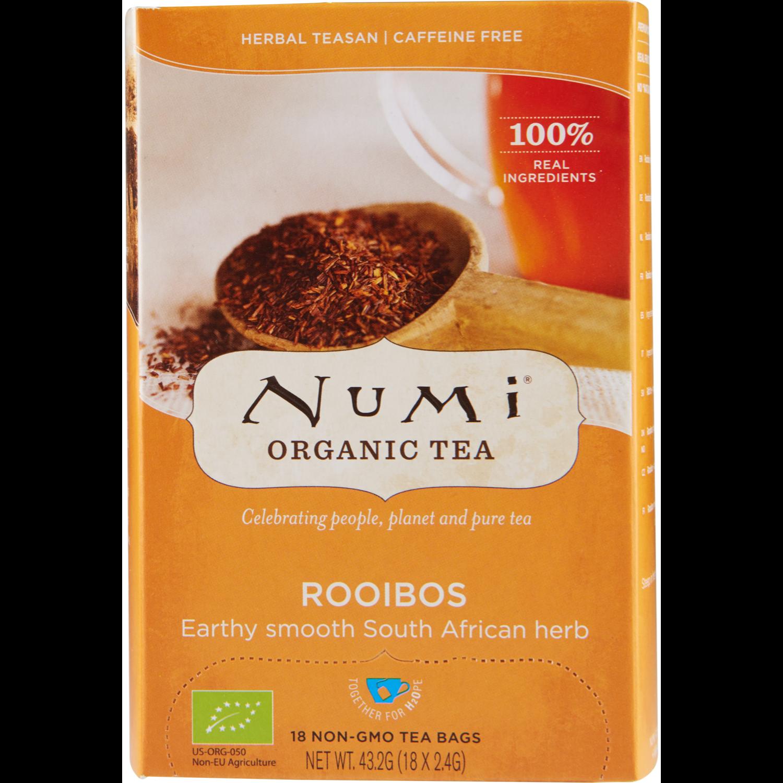 Numi Organic thee rooibos kop