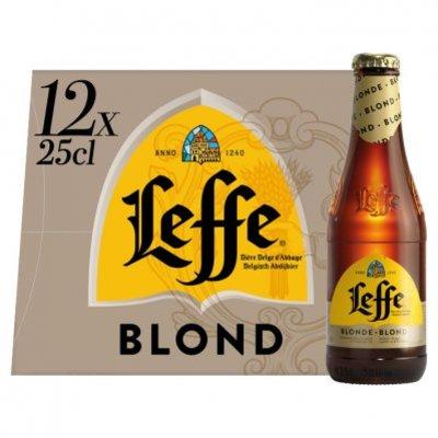 Leffe Blond one-way