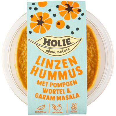 Holie Hummus linzen