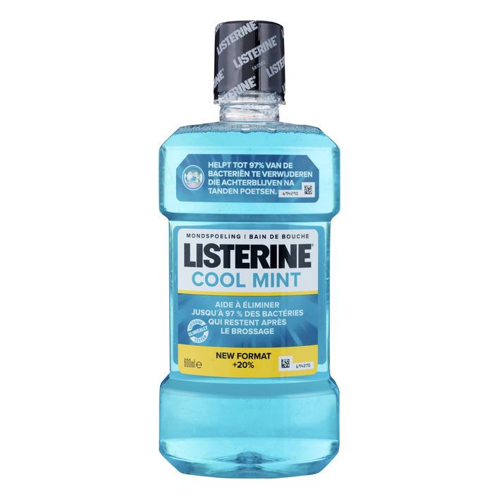 Listerine Antibacterieel mondwater coolmint