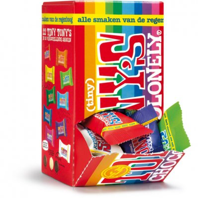 Tony's Chocolonely Tiny's mix