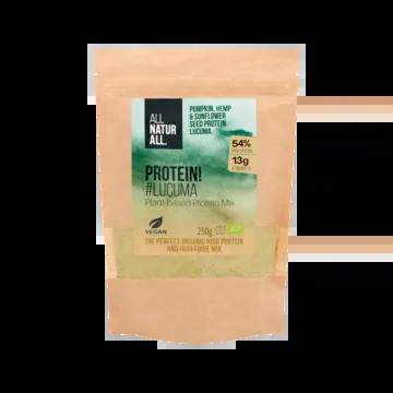 All Naturall Protein! Lucuma