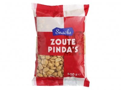Snacks Gezouten pinda's