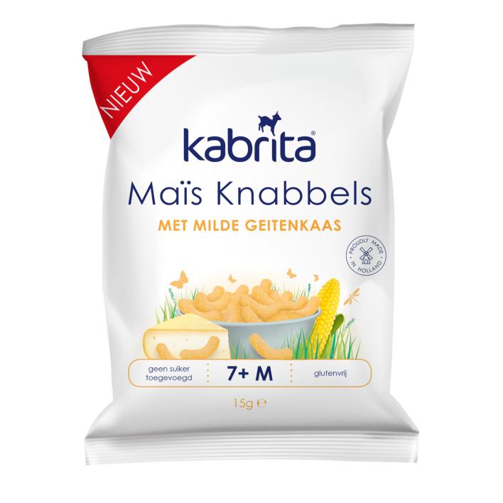 Kabrita Mais knabbels