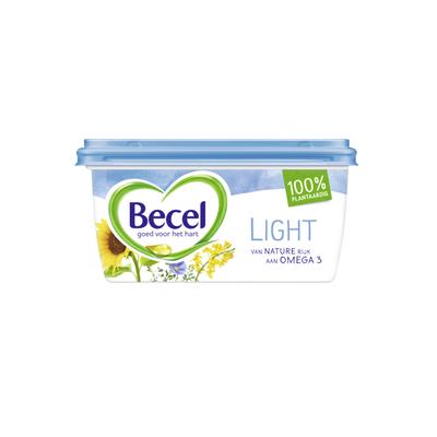 Becel Light voor op brood