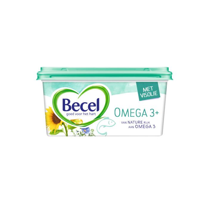 Becel Omega 3 plus voor op brood