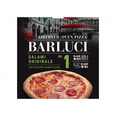 Barluci Pizza salami