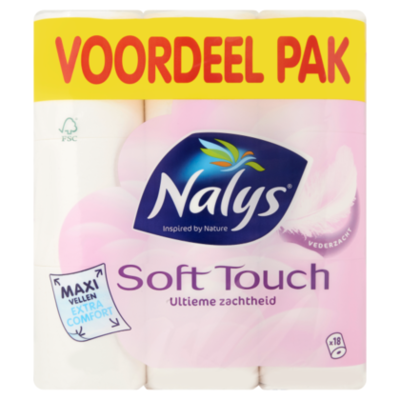 NALYS Soft touch maxi-vel toiletpapier