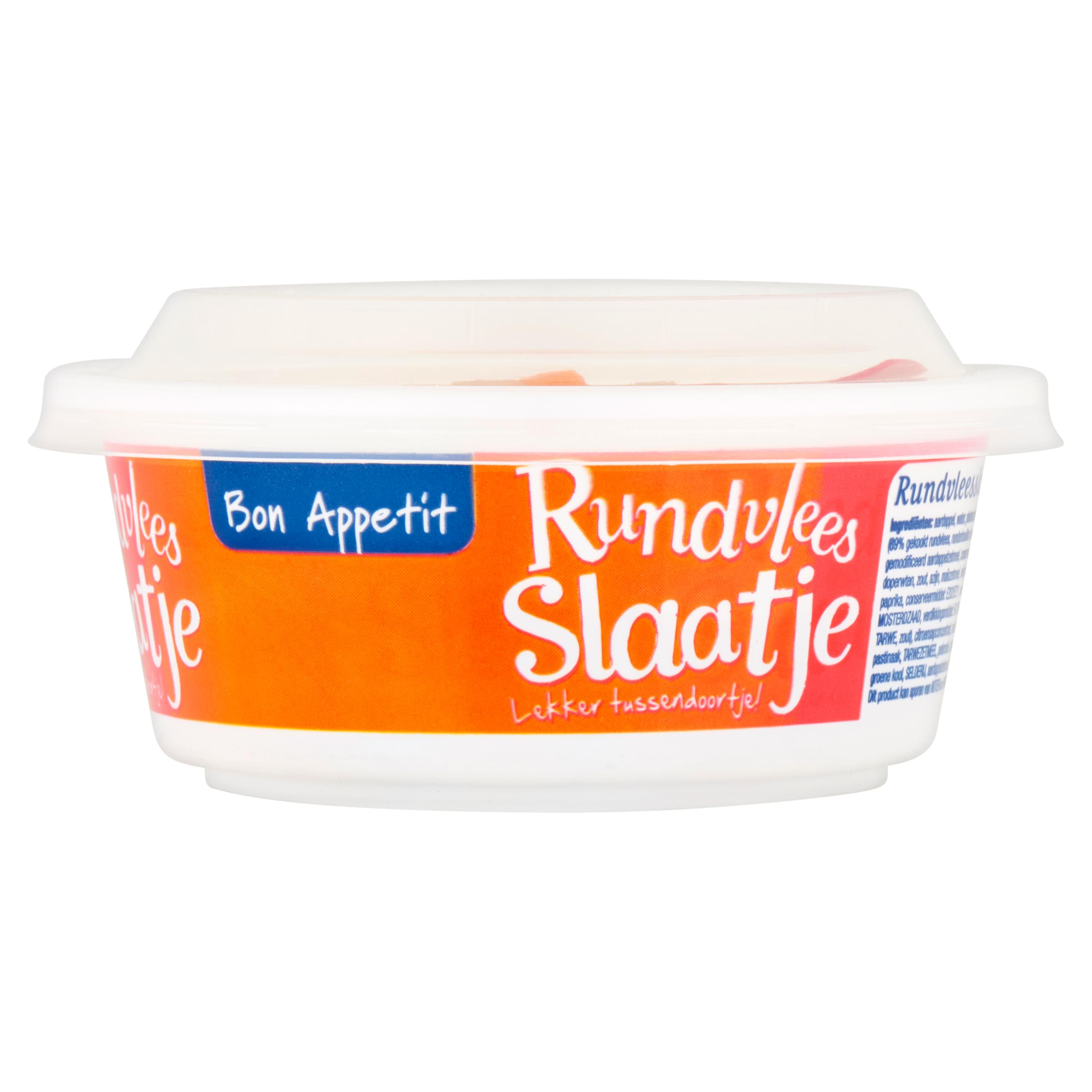 Bon Appetit Rundvlees Slaatje 150 g