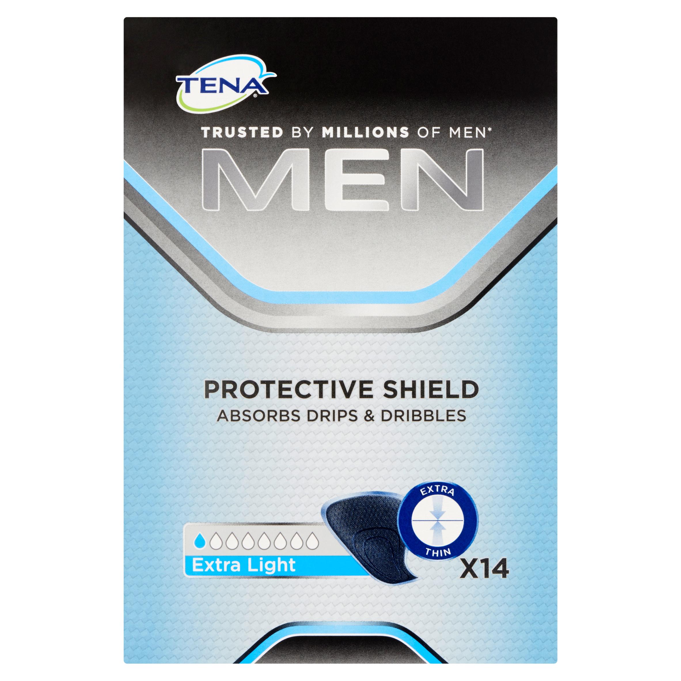 TENA Men Protective Shield 14 Stuks
