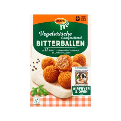 Mora Vegetarische Draadjesvleesch Bitterballen