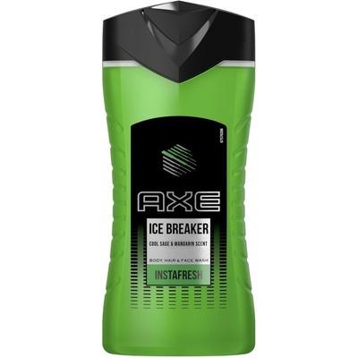 Axe Showergel ice breaker