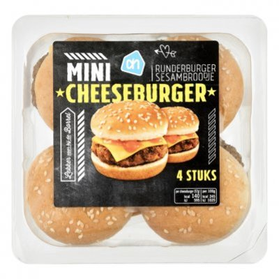 AH Mini hamburger