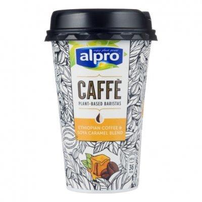 Alpro Caffè soja caramel ijskoffie