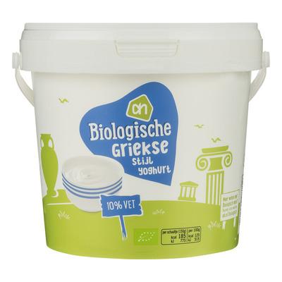 Huismerk Biologisch Griekse yoghurt