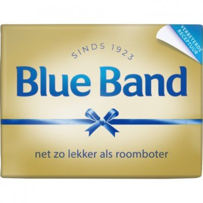 Blue Band Net zo Lekker