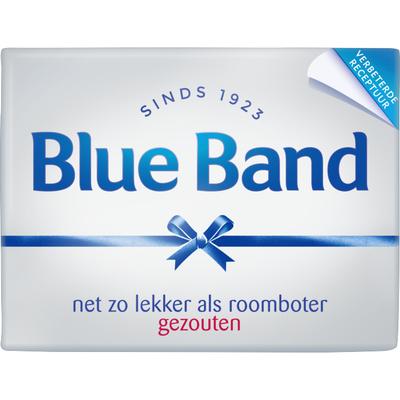 Blue Band Net zo Lekker gezouten