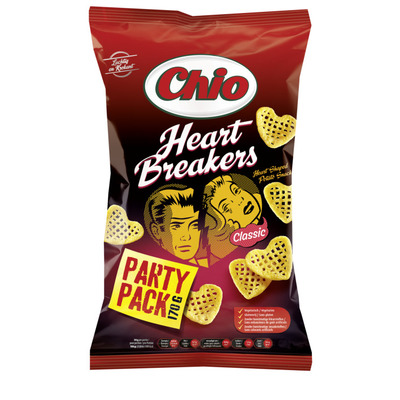 Chio Heartbreakers classic partypack
