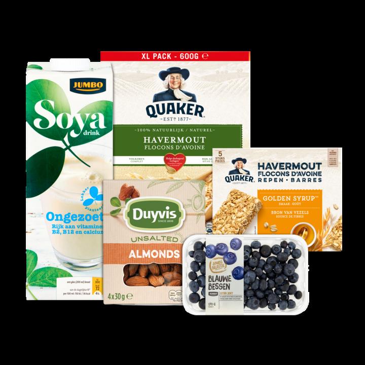 Quaker compleet ontbijt