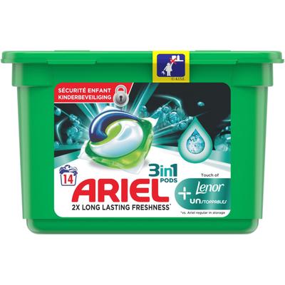Ariel Pods+ unstoppables