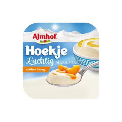 Almhof Hoekje Luchtig Abrikoos Honing