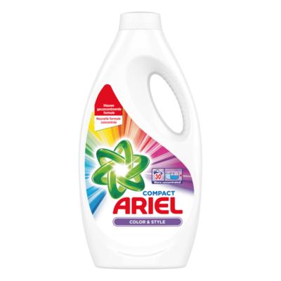 Ariel Kleur & Stijl Vloeibaar Wasmiddel 1650ML 30 Wasbeurten