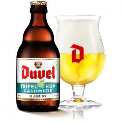 Duvel Tripel hop cashmere 33cl