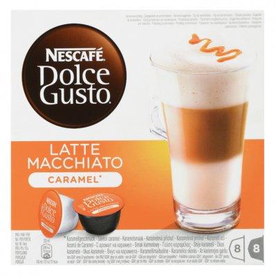 Nescafé Dolce Gusto Caramel macchiato
