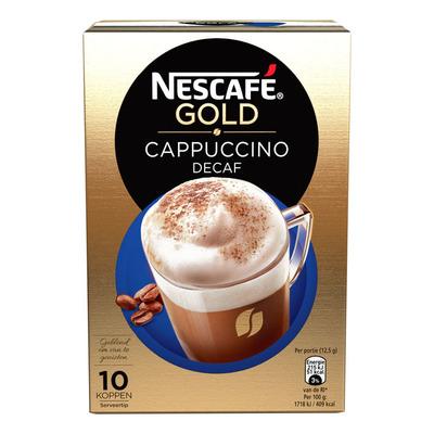 Nescafé Gold cappuccino decaf