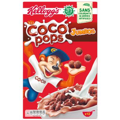 Kelloggs Coco pops jumbo