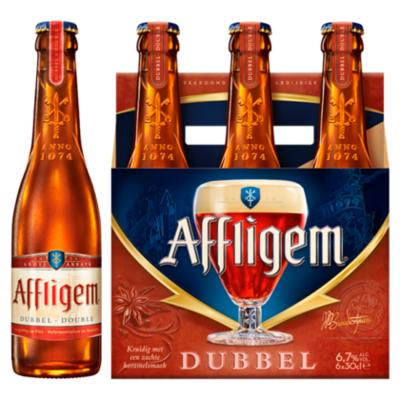 Affligem Dubbel Bier Fles