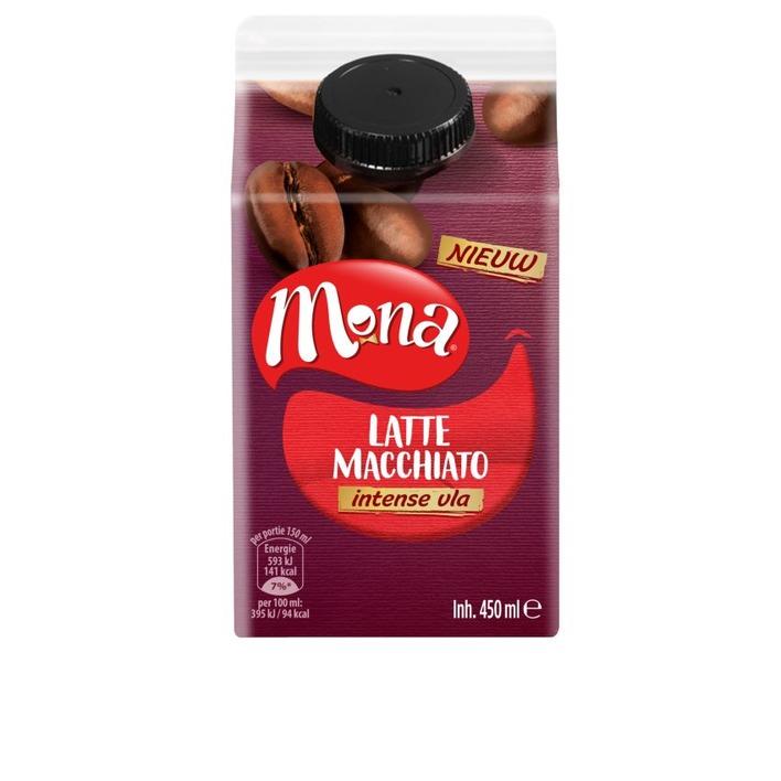 Mona Intens vla latte macchiato