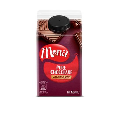 Mona Intens vla pure chocolade
