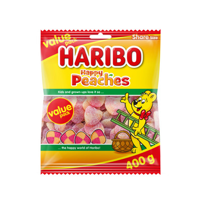 Haribo Happy peaches