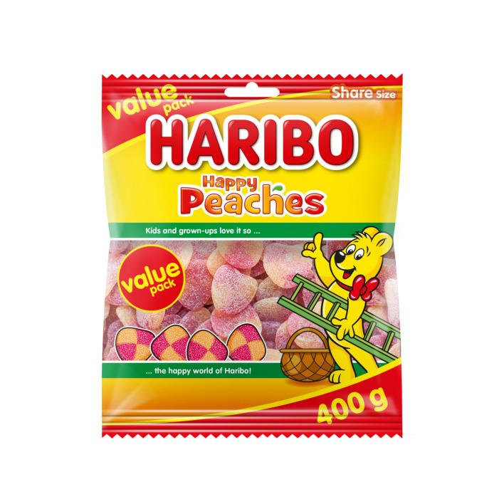 Haribo Happy peaches