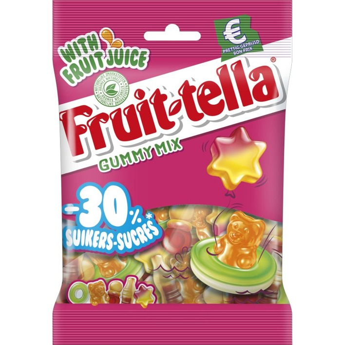 Fruittella Mixed Gummies