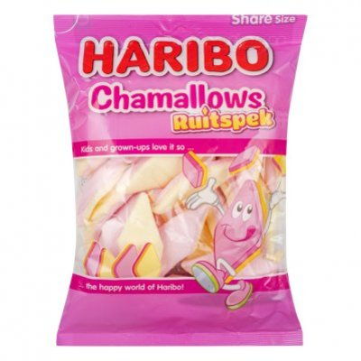 Haribo Chamallows ruitspek