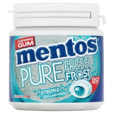Mentos Gum Pure fresh frost eucalyptus menthol