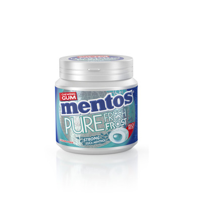 Mentos Gum Pure frost eucalytus menthol