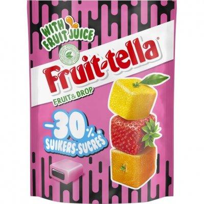 Fruittella Drop en fruit
