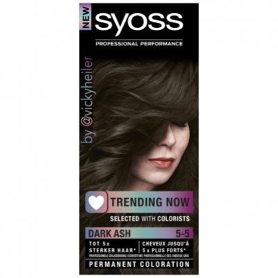 Syoss Color 50ml 5-5 dark ash bnl