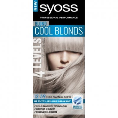 Syoss 50ml 12-59 cool blond bnl