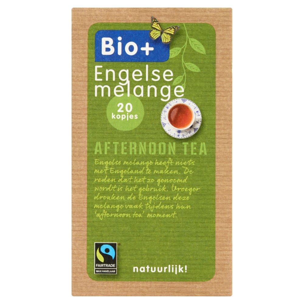 Bio+ Engelse Melange 20 x 2 g