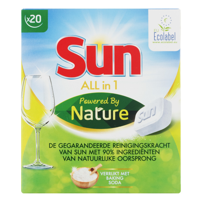 Sun All-in-1 powered by nature