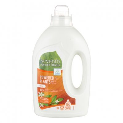 Seventh Generation plantaardig wasmiddel fresh orange
