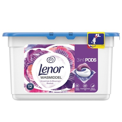 Lenor pearls wascapsules floral spring
