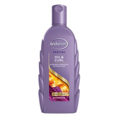 Andrelon Shampoo Oil & Curl