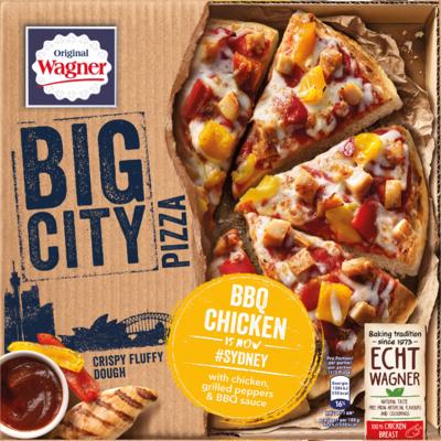Original Wagner Big City Pizza Sydney