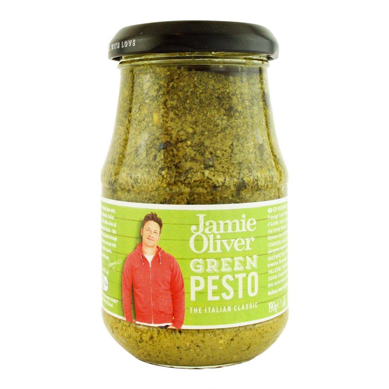 Jamie Oliver Groene Pesto